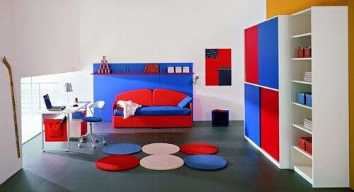 Kinderkamer kleuren