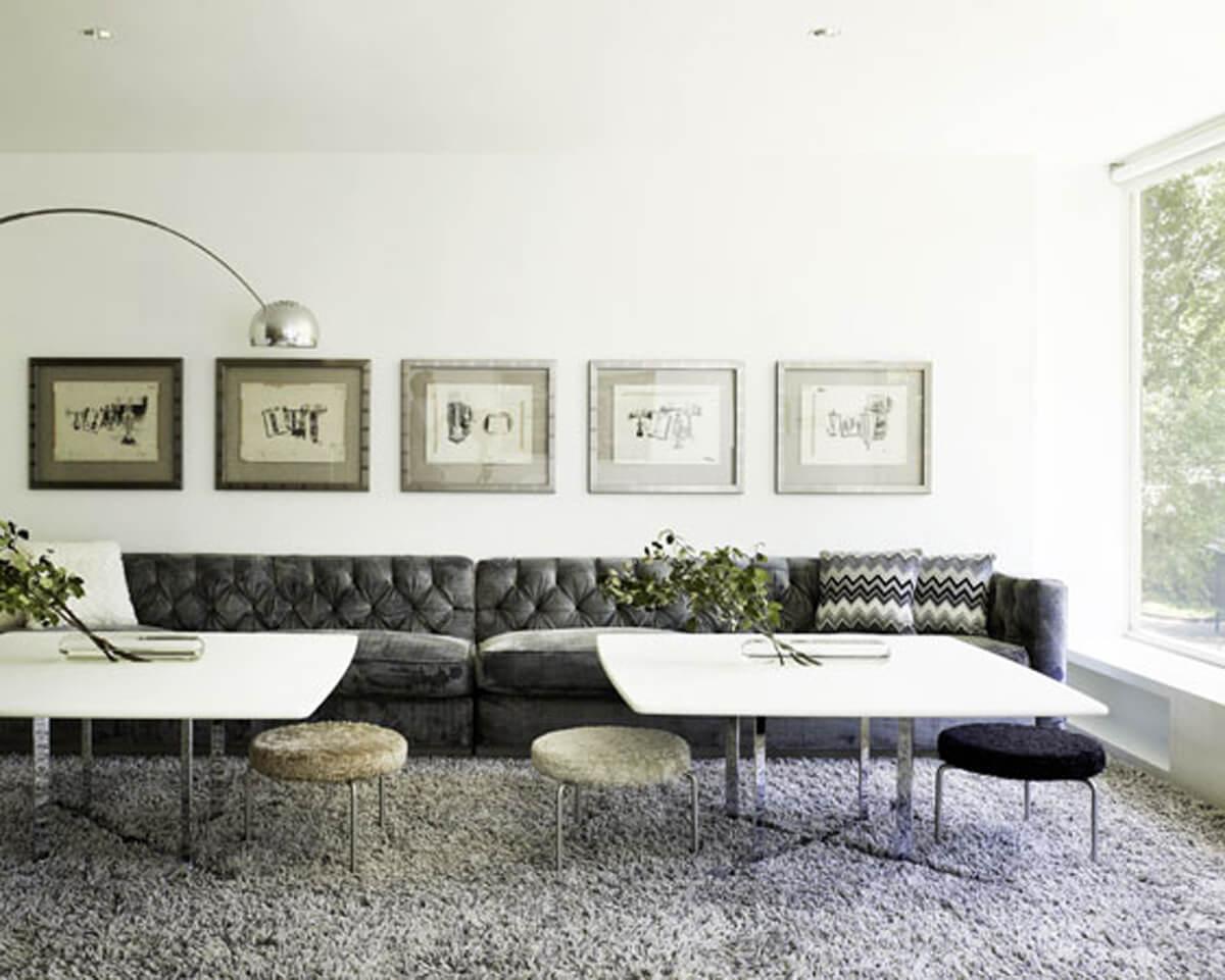 Moderne meubels modern interieur tips inspiratie wiki wonen - Interieur modern design ...