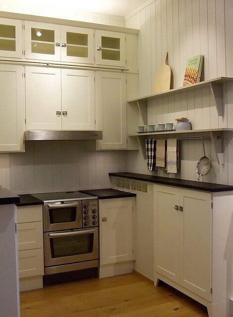 een kleine keuken inrichten tips inspiratie wiki wonen