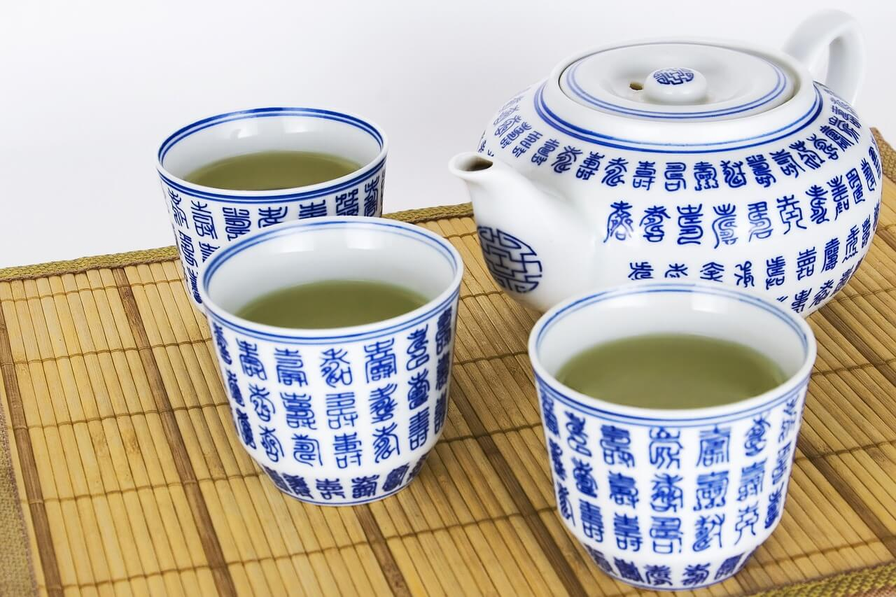 Woonkamer Japanse Stijl : How to Make Green Tea to Lose Weight