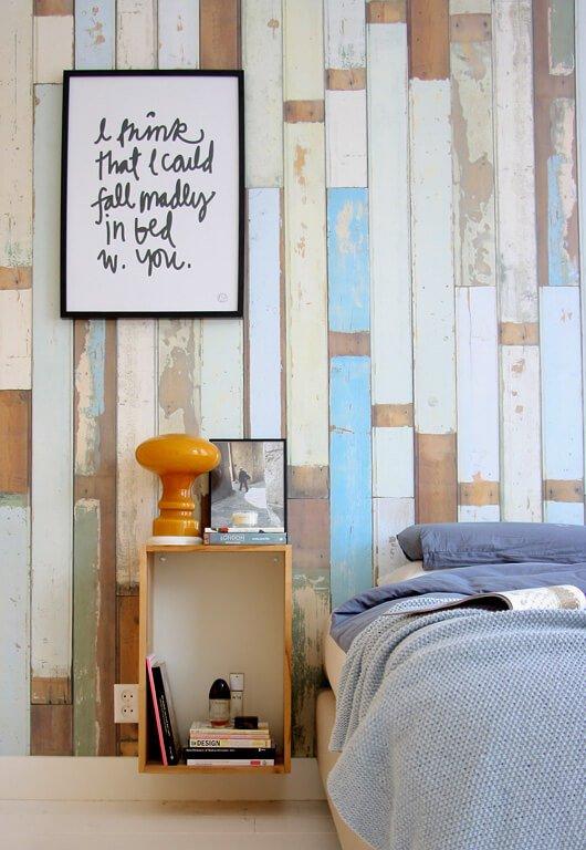 Slaapkamer met pastelkleuren en pasteltinten - Tips & Inspiratie ...