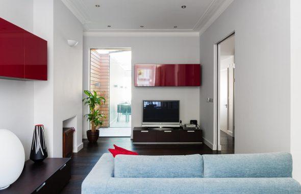 Woonkamer meubelen