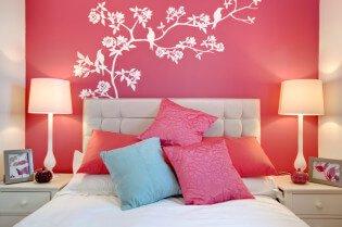 Slaapkamer kleuren