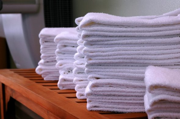 Biologische handdoeken voor je badkamer