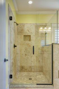 Kleine badkamer tips - Glas