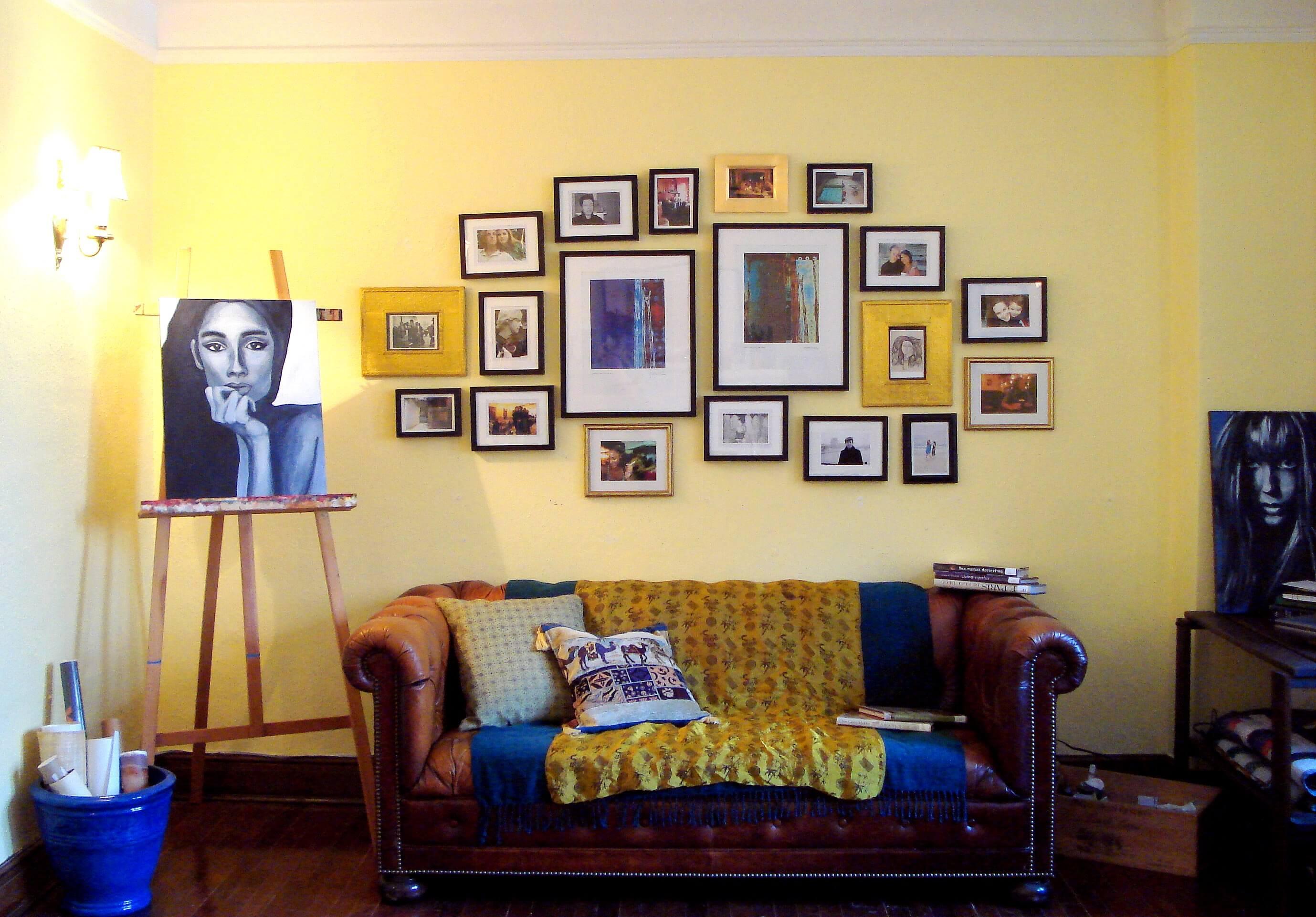 Hulp bij kleuren kiezen de kleurencirkel tips advies for Kleuren huiskamer