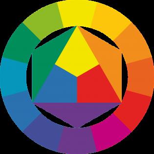 Kleuren kiezen - Kleurencirkel