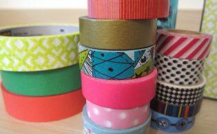 Washi tape ideeën voor in huis – DIY Tips & Inspiratie