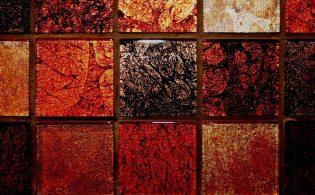 Oude muur- of wandtegels verven