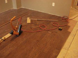 Zelf een houten vloer leggen