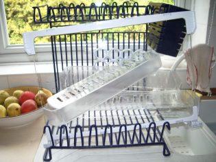 Koelkast schoonmaken - Onderdelen poetsen