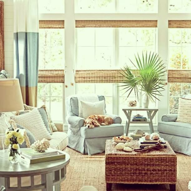 Strand interieur in beach style tips inspiratie wiki for Interieur styling tips