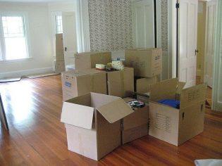 woonkamer verhuizen