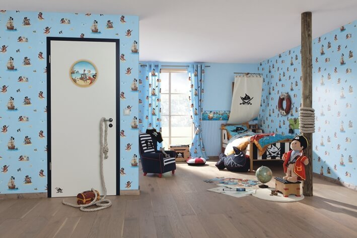 Kinderkamer Ideeen Dieren : Themas voor een jongens kinderkamer tips & inspiratie wiki wonen