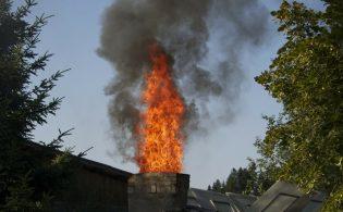 Wat te doen bij brand in huis