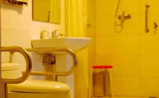 Senioren badkamer