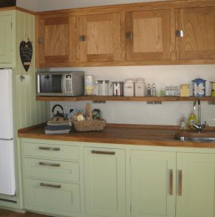 Keukenkastjes verven