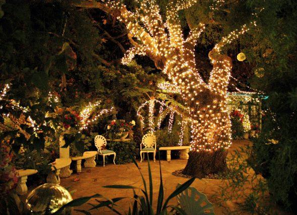 Ideeën voor een romantische tuin