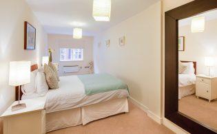 Wat te doen met een kleine slaapkamer?