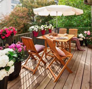 Balkon ideeen en inspiratie
