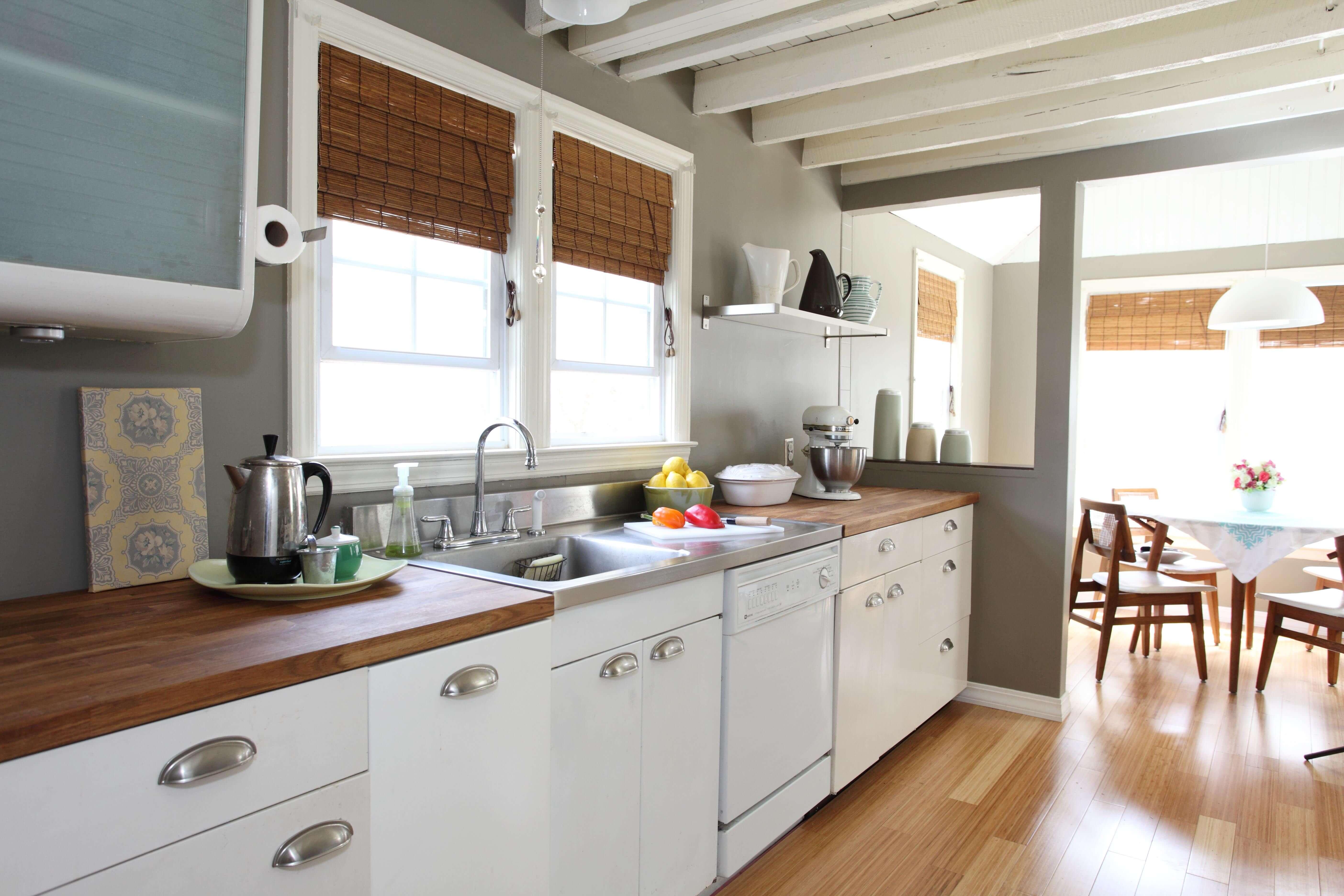 Schoolbordverf De Keuken : Diy zelfmaakidee schoolbordverf in de keuken passie wonen