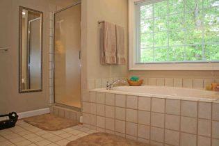 Badkamer voegen reinigen