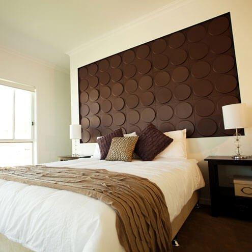 neutrale kleuren slaapkamer