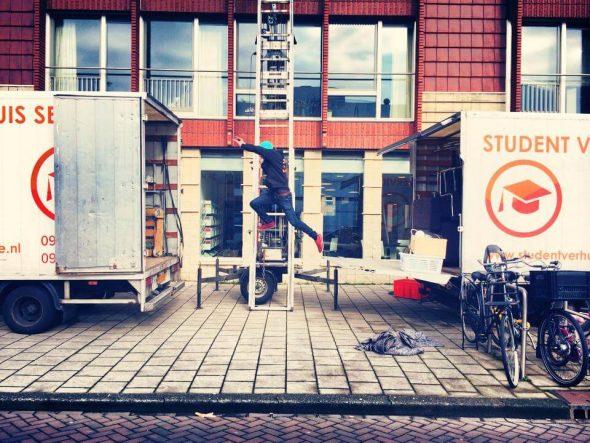 Verhuisservices in Amsterdam