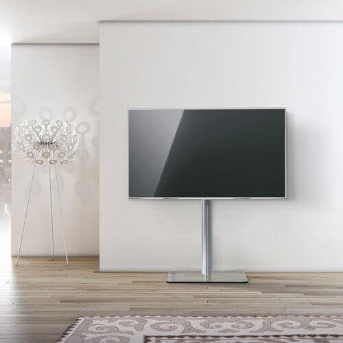 Tv vloerstandaard, handig en mooi!