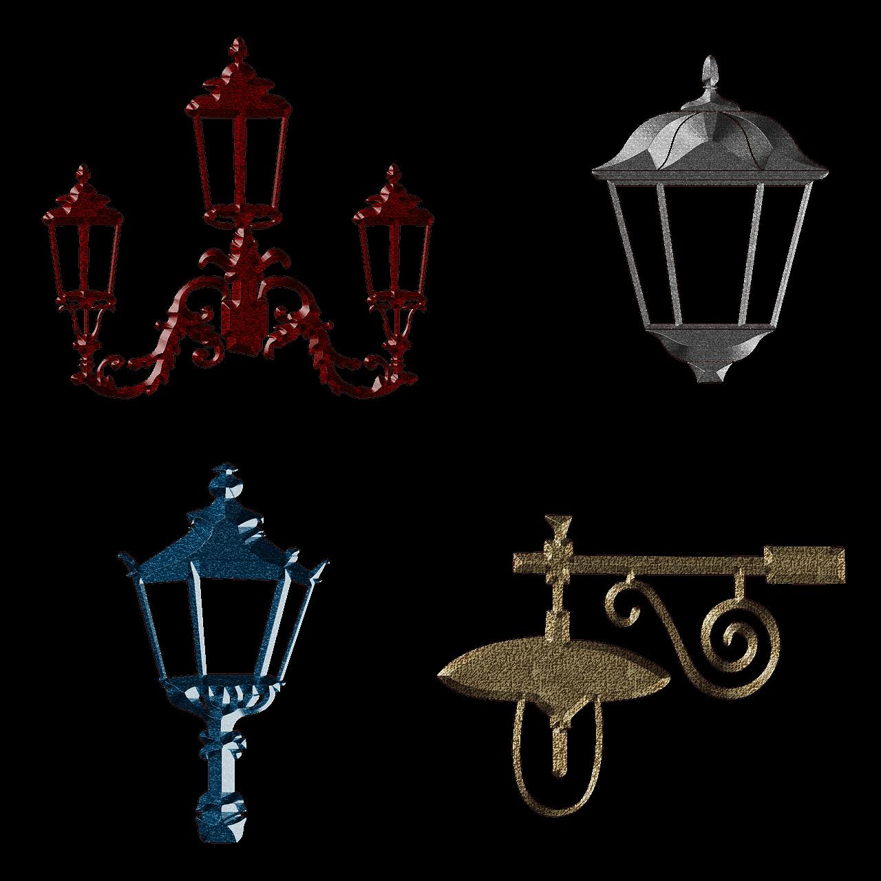 Sfeer in je woning met antieke lampen