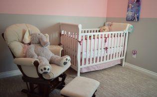 Kinderkamer baby