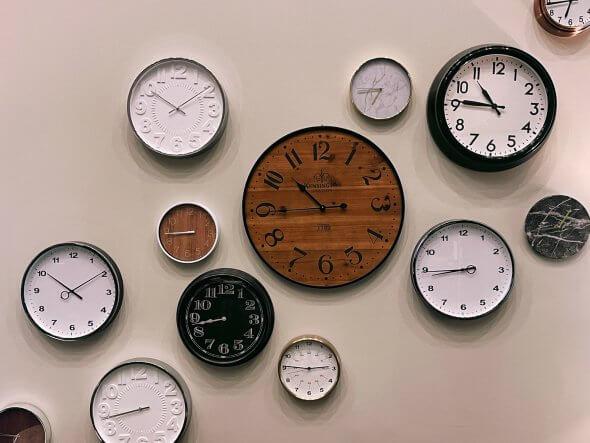 In elk Nederlands huis vind je wel een klok terug